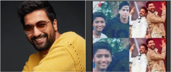 Vicky Kaushal's Throwback Picture With Shah Rukh Khan Proves He's A Jabra Fan!