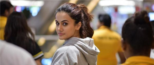 People Don't Understand That No Means No: Actress Taapsee Pannu Talks About Her Stardom