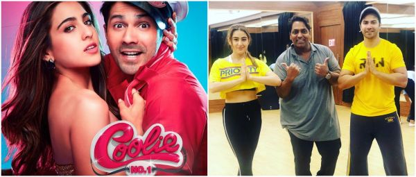 Sara Ali Khan-Varun Dhawan's Coolie No. 1 Faces Rs 2.5 Crores Loss Even Before Its Release