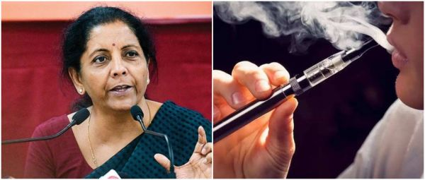 Government Bans Sale And Production Of E-Cigarettes Due To Rise In Vaping Among Youth