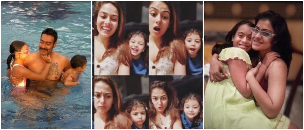 Daughters' Day Takes Over Bollywood, Celebrities Share 'Aww'dorable Pictures!