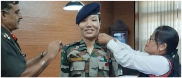 Writing History: Ponung Doming Is The Indian Army's First Lt. Colonel From Arunachal