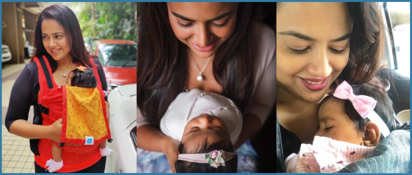 Scaling New Heights: Sameera Reddy Climbs Karnataka's Highest Peak With Her Two-Month Old