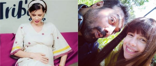 """Anurag Kashyap Welcomed Ex-Wife Kalki To The """"Parents' Club"""" In The Sweetest Way"""