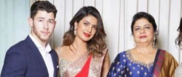 Air Kissing or Feet Touching? Priyanka Chopra Reveals How Nick Jonas Greets Her Mother