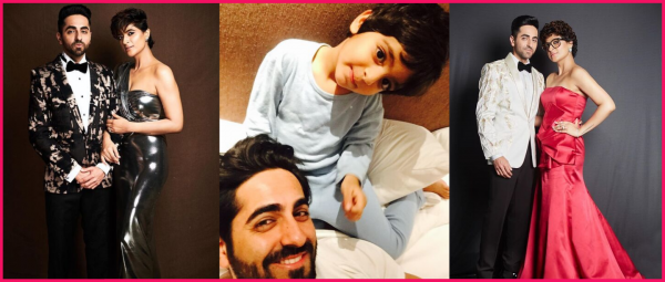 They Should Have A Normal Life: Ayushmann Khurrana On Keeping Kids Away From The Limelight