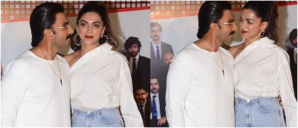 #CoupleGoals: Ranveer And Deepika Wrap Up '83 In Style And We're Getting Major 80s Vibes