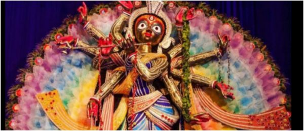 Rainbow Colours, Krishna-Durga Idol: This Pandal Highlights LGBTQ Rights In A Unique Way