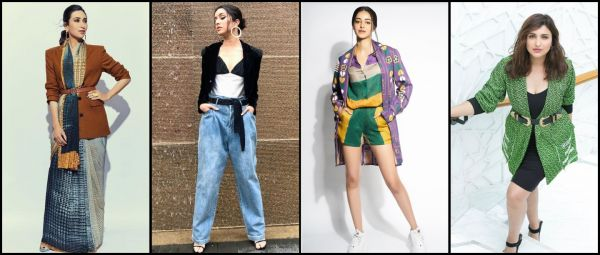 Blaze(r) Yourself: Here's How To Wear A Blazer In 13 Celeb-Approved Ways