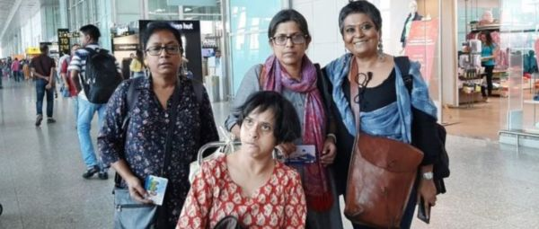 Shocking: Kolkata Airport Security Asks Disability Activist To Remove Pants