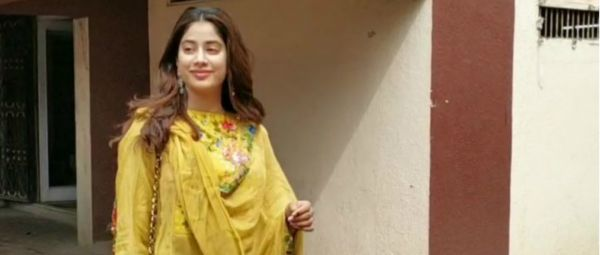 Janhvi Kapoor Gets Trolled For Sitting With Her Feet Up In Her Own Car! Seriously?