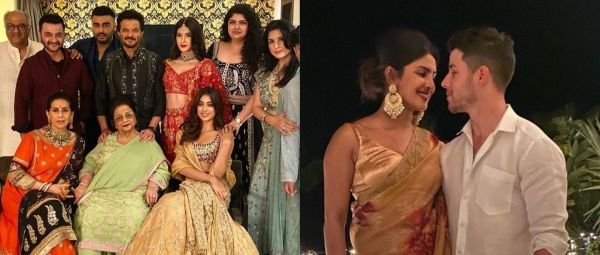 Dhoom Dhaam Se: Here's How Our Favourite Bollywood Celebrities Celebrated Diwali!