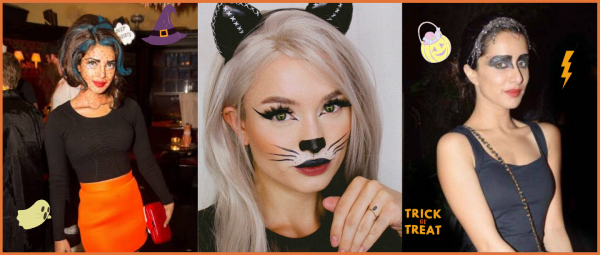 Get Your Spook On: 7 Last-Minute Makeup Looks That Are Perfect For Halloween!
