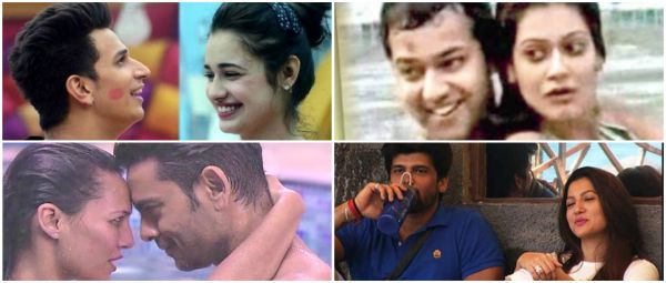 #RealityShowRomance: 12 Love Stories That Blossomed Inside The Bigg Boss House