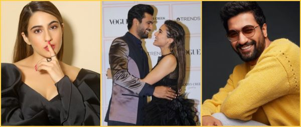 After Rejecting A Film, Sara Ali Khan Is Ready To Romance Vicky Kaushal In A Rom-Com