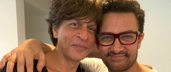 The Big Khan Collab: Shah Rukh & Aamir To Work Together On Laal Singh Chadha