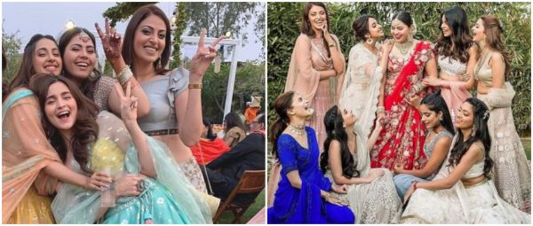 Bride Squad Inspo: Gorgeous Outfit Ideas For Every Indian Bridesmaid!