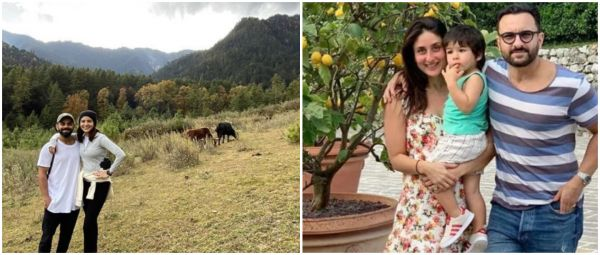 #TravelInspiration: Here's Where Our Fave Bollywood Celebs Vacationed In 2019!