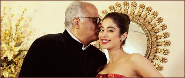 Janhvi Kapoor Has The Sweetest Birthday Wish For Daddy & It's All Pyaar, Pyaar, Pyaar!