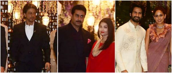 Bollywood Celebs Attend House Party Hosted By Ambanis & The Pictures Are Giving Us FOMO