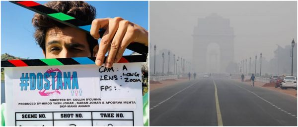 Delhi's Hazardous Air Quality Hits Bollywood, Shooting For Dostana 2 Called Off