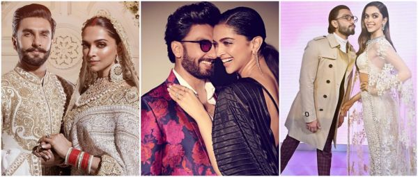 Happy Anniversary! Celebrating A Year Of DeepVeer With Pics That Are All About Their Pyaar