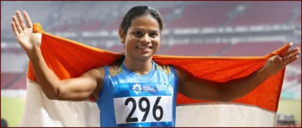 India's Pride: Ace Sprinter Dutee Chand Features On Time Magazine's 100 Rising Stars List