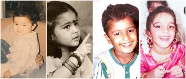 #ChildrensDay: Can You Guess These Celebs From Their Childhood Pictures?