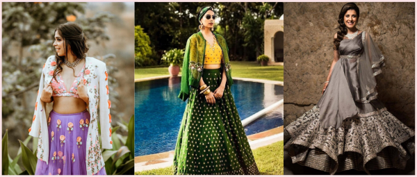 7 Stunning Outfit Ideas For Brides & Bridesmaids Who'd Rather Not Wear A Dupatta!