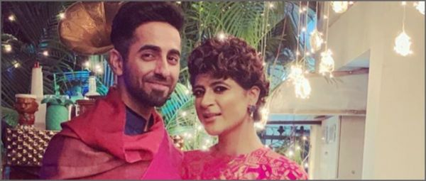 We Had A Crush On Each Other: Tahira Talks About College Romance With Ayushmann Khurrana