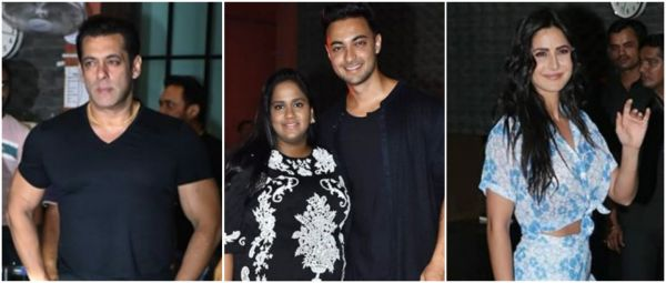 Arpita Khan & Aayush Sharma Look Like The Cutest 'Loveyatris' In Their Anniversary Pics