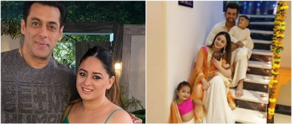 Mahhi Vij Gives A Fitting Reply To Troll Who Body-Shamed Her For Baby Weight