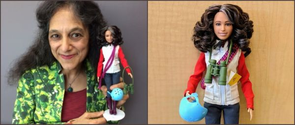 Indian-American Scientist Nalini Nadkarni Gets Her Own Barbie And We're Super Stoked