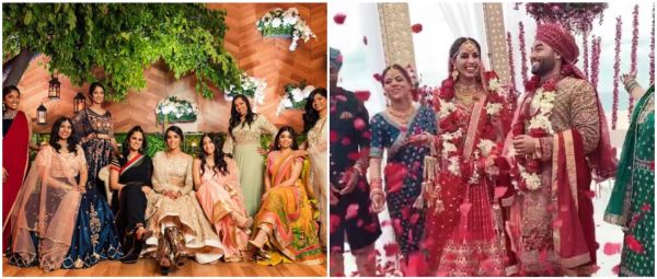 Most Filmy Wedding Of 2019: Bride Proposes To Her BFFs And Groom Skydives To Mandap