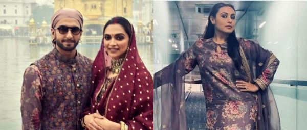 Are You Serious? Sabyasachi Gets Hate As Ranveer Singh, Rani Mukerji Wear Similar Outfits