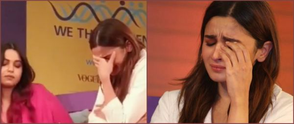 Felt Terrible As A Sister: Alia Bhatt Broke Down While Talking About Shaheen's Depression