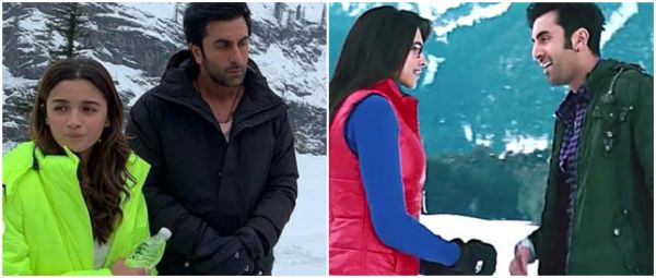 Ranbir-Alia's BTS Pictures From Manali Will Remind You Of Bunny & Naina From YJHD!