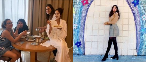 Biryani & Face Pack FTW: Janhvi Kapoor's Girls' Night After Her US Vacay Is So Relatable!