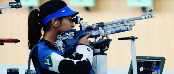 Girl Power: Shooter Mehuli Ghosh Wins Gold, Indians Sweep All Medals At South Asian Games