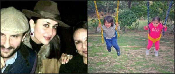 Into The Wild: Kareena, Saif And Taimur Are On A Safari & It's The Fam Getaway We All Want