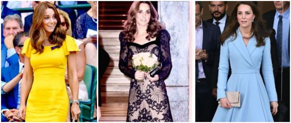 Want To Dress Like A Royal? Here Are 13 Outfits Inspired From Kate Middleton's Closet