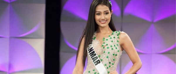 Making History: Myanmar's Swe Zin Htet Was Miss Universe's First Openly Gay Contestant