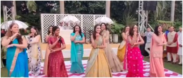 Dear BFF, Can We Dance To This Epic Mix Of Ambarsariya & Suit Suit Karda At My Sangeet?