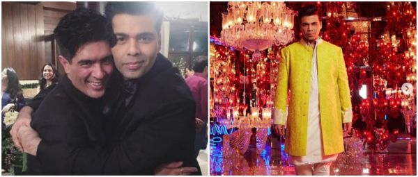 Not Ranveer Singh's Influence: Karan Johar's Flashy Clothes Point To His Mid-Life Crisis