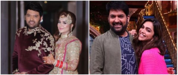 Kapil Sharma Shows First Pic Of His Daughter To Deepika Padukone & We Want A Glimpse Too!