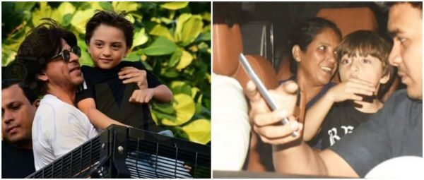 Cuteness Overload: Shah Rukh Khan's Son AbRam Is All Grown Up  & His Recent Video Is Proof