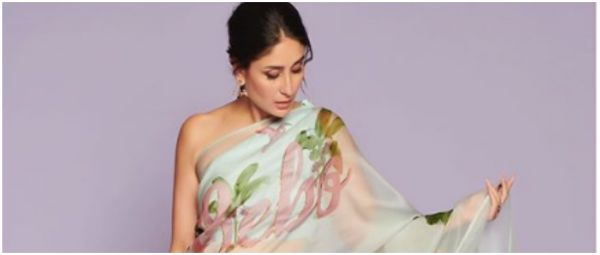 Bebo, Main Bebo: Kareena's Floral Saree Is The Twist That You Need This Wedding Season!