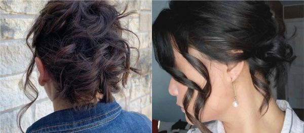 50 Updo Ideas For Short Hair That Are Elegant & Oh-So-Pretty!