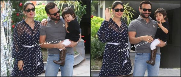 Taimur Is Celebrating His Third Birthday With Other Star Kids & We've Got All The Pics!
