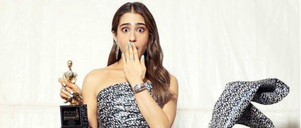 Sara Ali Khan, The Youngest & Only Star Kid To Make It To Forbes' 2019 Celebrity 100 List